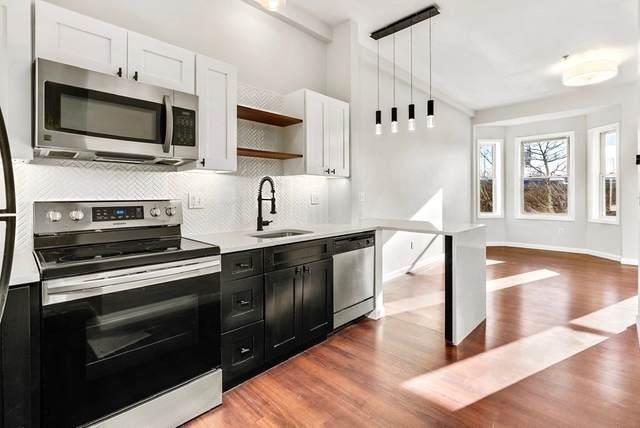 258 Bremen Street #1, Boston, MA 02128 (MLS #72787314) :: Boston Area Home Click