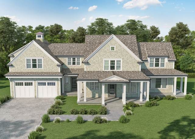 300 King Street, Cohasset, MA 02025 (MLS #72787332) :: The Gillach Group