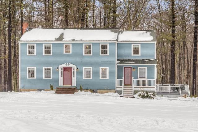 60 Washington Drive, Acton, MA 01720 (MLS #72787412) :: The Gillach Group
