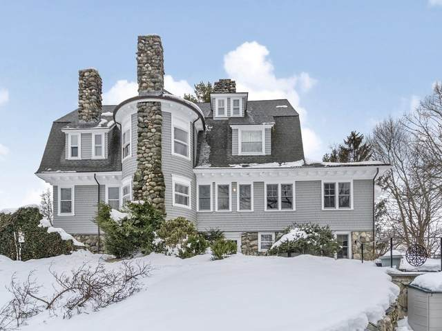 153 North Ave, Weston, MA 02493 (MLS #72787446) :: Trust Realty One