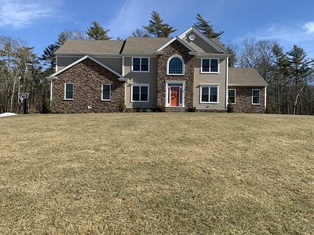 16 Ivy Way, Dartmouth, MA 02714 (MLS #72787505) :: Trust Realty One