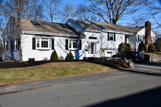 2037 Washington Street, Braintree, MA 02184 (MLS #72787549) :: Revolution Realty
