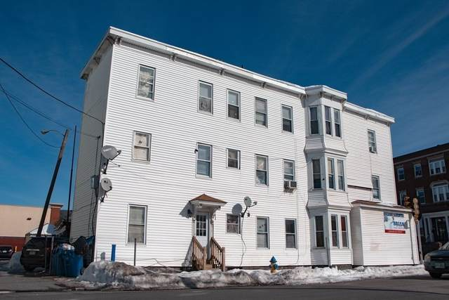 405-407 Haverhill St, Lawrence, MA 01840 (MLS #72787627) :: The Gillach Group