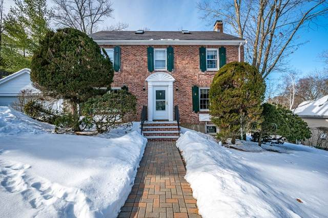 61 West Boulevard Rd, Newton, MA 02459 (MLS #72787656) :: The Duffy Home Selling Team
