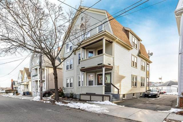 102 Leach Street #2, Salem, MA 01970 (MLS #72787665) :: The Duffy Home Selling Team