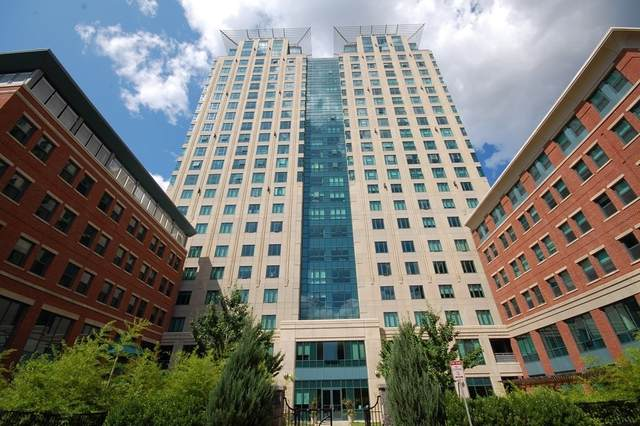 1 Nassau St #1607, Boston, MA 02111 (MLS #72787728) :: The Gillach Group
