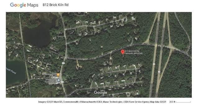 812 Brick Kiln Road, Falmouth, MA 02540 (MLS #72787734) :: The Duffy Home Selling Team