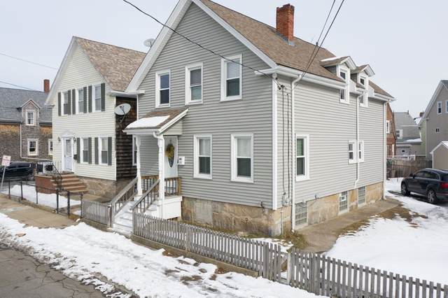 14 Cottage St, New Bedford, MA 02740 (MLS #72787786) :: RE/MAX Vantage