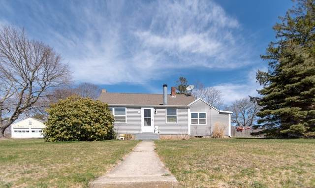 85 Cranberry Hwy, Bourne, MA 02532 (MLS #72787814) :: The Gillach Group