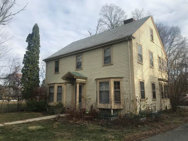136 Hancock Street, Newton, MA 02466 (MLS #72787919) :: The Gillach Group