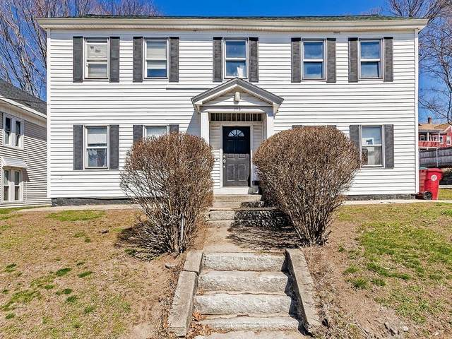 156 6Th St, Lowell, MA 01850 (MLS #72787994) :: The Gillach Group