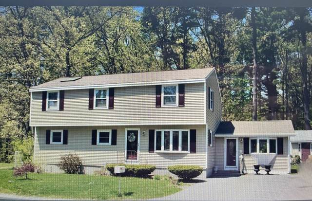 10 Torrington Lane, Westford, MA 01886 (MLS #72788123) :: The Gillach Group