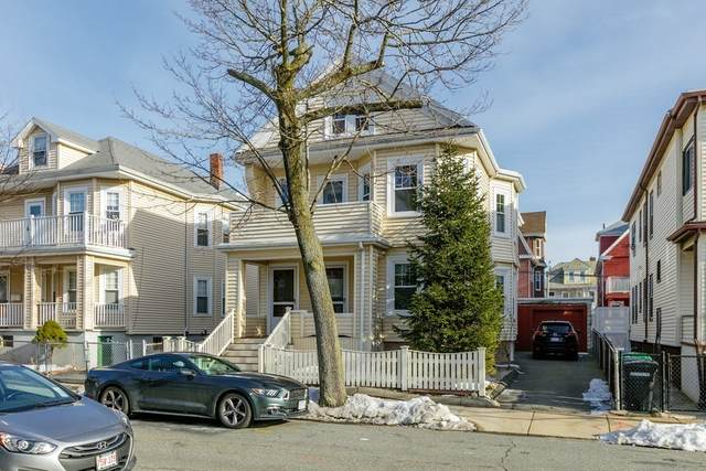 19 Minnesota Ave. #2, Somerville, MA 02145 (MLS #72788204) :: The Gillach Group