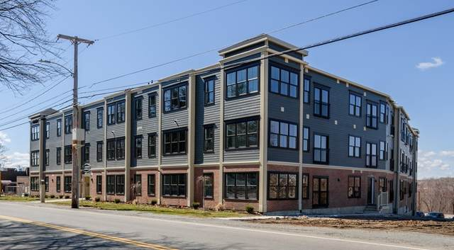 9 Independence Ave #308, Braintree, MA 02184 (MLS #72788219) :: Dot Collection at Access
