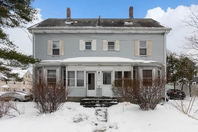 212-214 California St, Newton, MA 02458 (MLS #72788333) :: The Duffy Home Selling Team