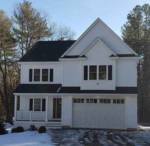 166 Pepperell Road, Groton, MA 01450 (MLS #72788417) :: The Gillach Group
