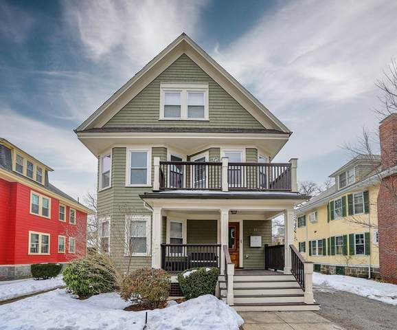 88 Dunster Road #2, Boston, MA 02130 (MLS #72788560) :: The Duffy Home Selling Team