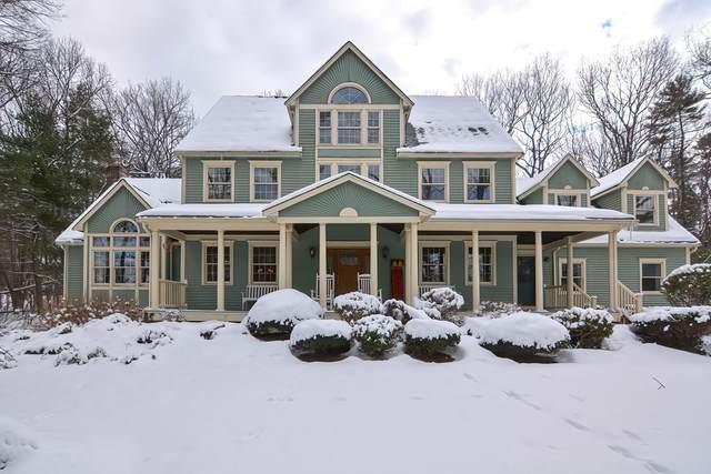 5 Kathryn Road, Foxboro, MA 02035 (MLS #72788684) :: The Duffy Home Selling Team