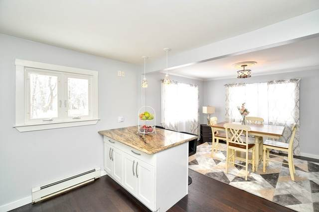 242 Mansfield Street, Sharon, MA 02067 (MLS #72788697) :: Dot Collection at Access