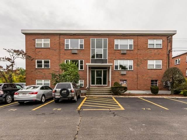 1105 Lexington Street 8-6, Waltham, MA 02452 (MLS #72788855) :: DNA Realty Group