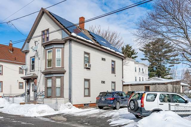 65 Jackson Street Ext, Haverhill, MA 01832 (MLS #72788861) :: Exit Realty