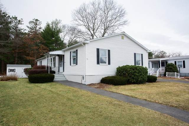 36 Snowgoose Ln, Plymouth, MA 02360 (MLS #72788930) :: The Gillach Group