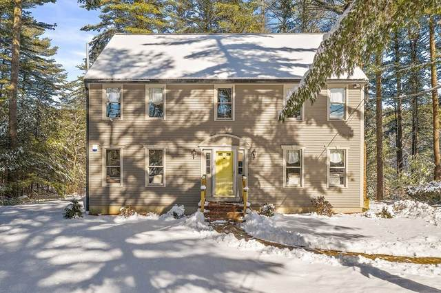 98 Knotty Pines Ln, Plymouth, MA 02360 (MLS #72788951) :: Conway Cityside