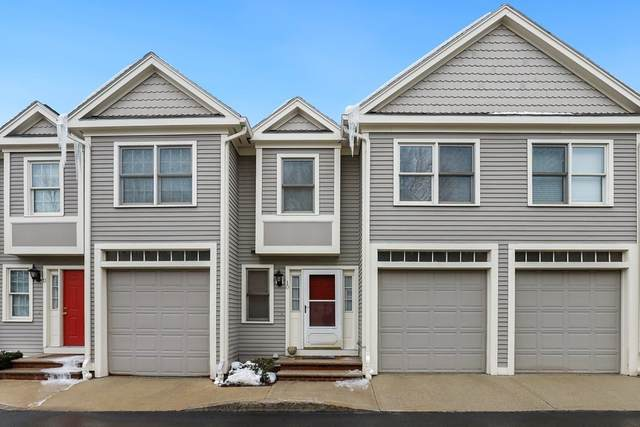 201 Main St #10, Woburn, MA 01801 (MLS #72788963) :: Exit Realty