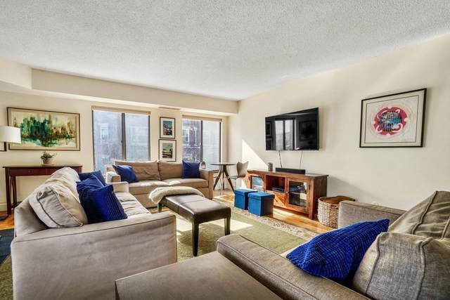30 Stearns Rd #204, Brookline, MA 02445 (MLS #72788978) :: The Gillach Group