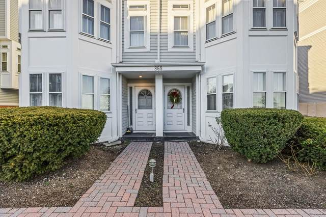 868 E 6Th Street #7, Boston, MA 02127 (MLS #72788984) :: DNA Realty Group