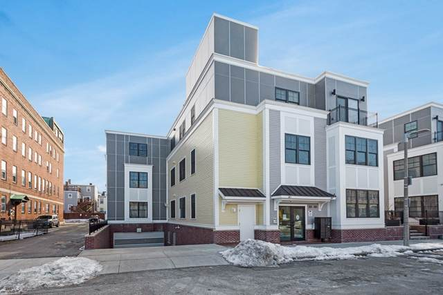 205 E St 2S, Boston, MA 02127 (MLS #72789037) :: DNA Realty Group