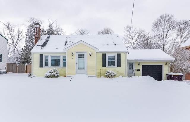 28 Randolph St, Weymouth, MA 02190 (MLS #72789055) :: Trust Realty One