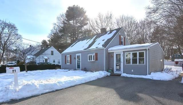 21 Stratford Road, Natick, MA 01760 (MLS #72789056) :: Trust Realty One