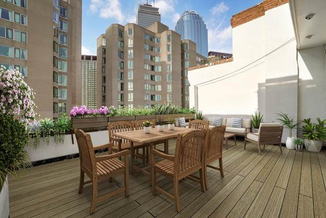 121 Saint Botolph Street #4, Boston, MA 02115 (MLS #72789093) :: Spectrum Real Estate Consultants