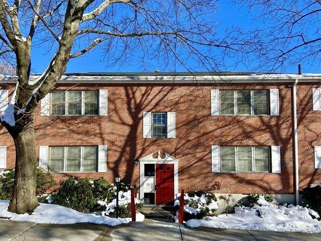 219 Lake Shore Rd #4, Boston, MA 02135 (MLS #72789115) :: The Gillach Group