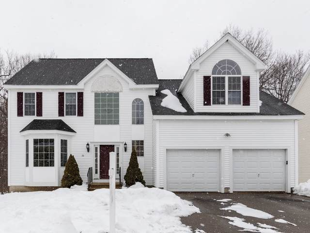 20 Saffron Dr, Worcester, MA 01605 (MLS #72789157) :: The Duffy Home Selling Team