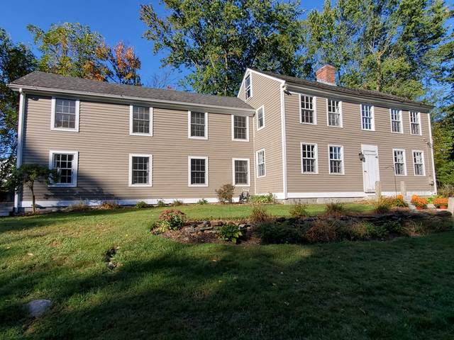 655 Central Tpke, Sutton, MA 01590 (MLS #72789188) :: Charlesgate Realty Group