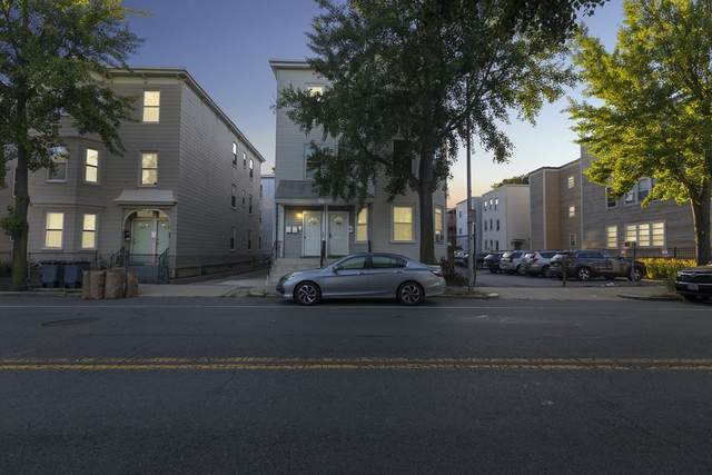 381-383 Cardinal Medeiros Ave, Cambridge, MA 02141 (MLS #72789195) :: Spectrum Real Estate Consultants