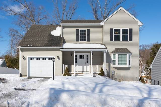 1 Basswood Blvd #1, Worcester, MA 01605 (MLS #72789209) :: The Duffy Home Selling Team