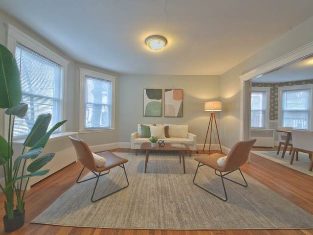 10 Saint Rose St #1, Boston, MA 02130 (MLS #72789233) :: DNA Realty Group