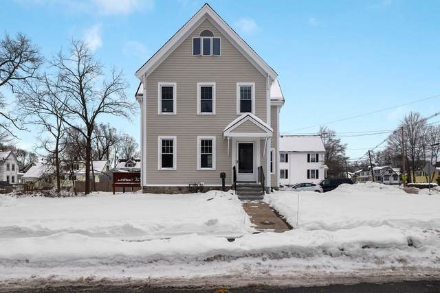 160 Cottage St, Norwood, MA 02062 (MLS #72789265) :: Trust Realty One