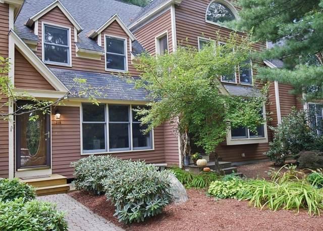 111 Brigham Street 25B, Hudson, MA 01749 (MLS #72789281) :: The Duffy Home Selling Team