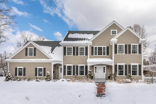 42 Alden Road, Needham, MA 02492 (MLS #72789289) :: The Gillach Group