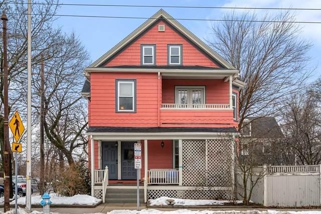 463 Huron Avenue #463, Cambridge, MA 02138 (MLS #72789307) :: DNA Realty Group