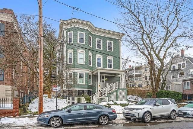 36 Upland Rd #3, Cambridge, MA 02140 (MLS #72789320) :: DNA Realty Group