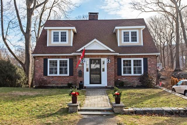 8 Hayes Road, Hingham, MA 02043 (MLS #72789331) :: The Gillach Group