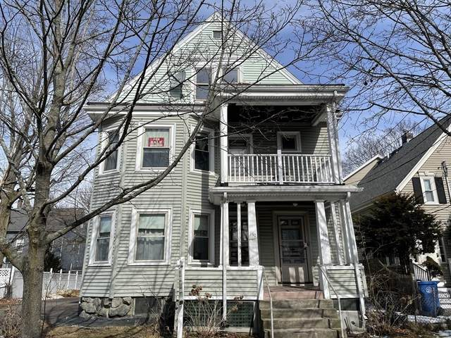 138-140 Myrtle St, Waltham, MA 02453 (MLS #72789382) :: The Gillach Group
