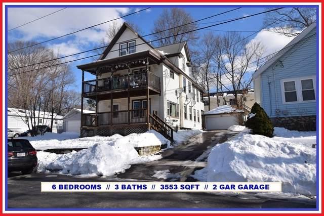62 Delawanda Drive, Worcester, MA 01603 (MLS #72789384) :: The Duffy Home Selling Team