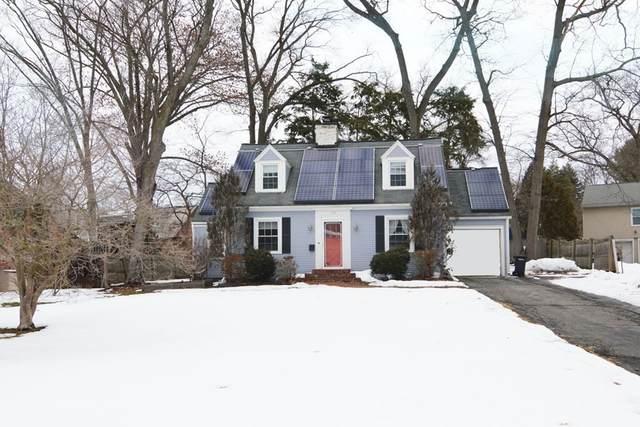 118 Field Road, Longmeadow, MA 01106 (MLS #72789401) :: Westcott Properties