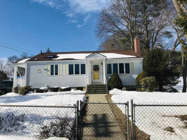 127 Cherry Street, Framingham, MA 01701 (MLS #72789419) :: Exit Realty